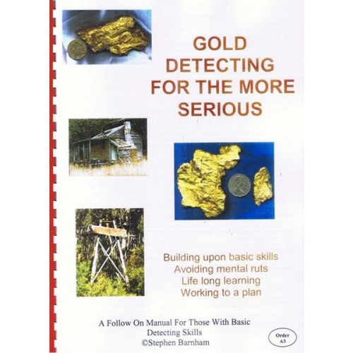 Likely Prospects Gold Detecting for the more Serious