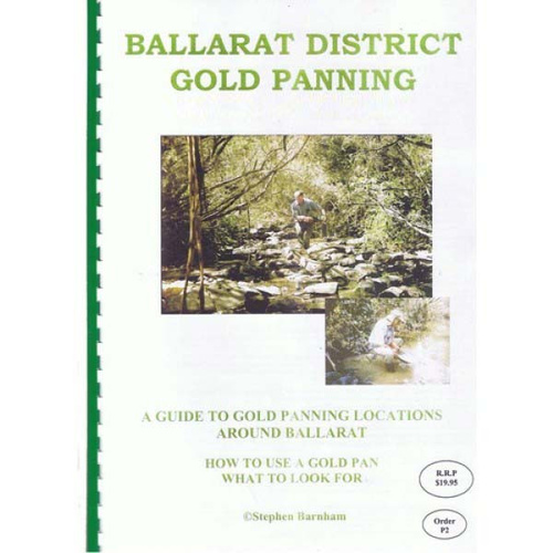 Likely Prospects Ballarat Gold Panning Guide