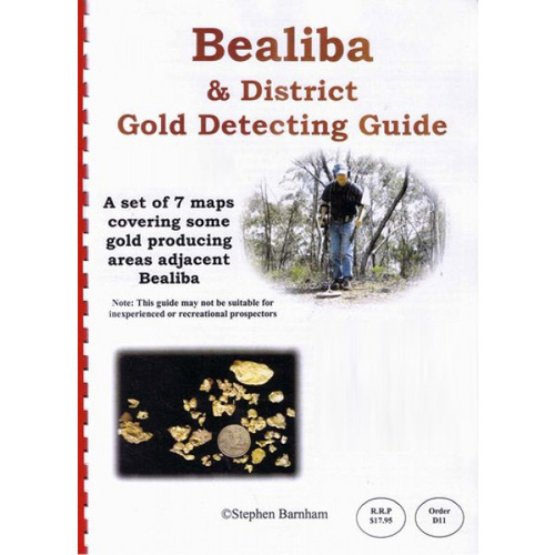 Likely Prospects Bealiba and District Gold Detecting Guide