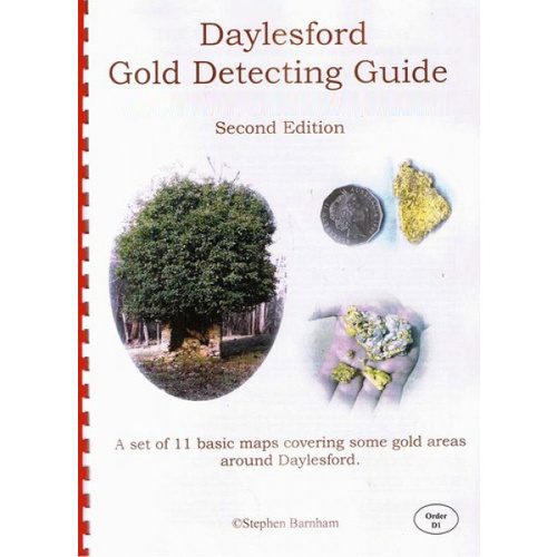 Likely Prospects Daylesford Gold Detecting Guide