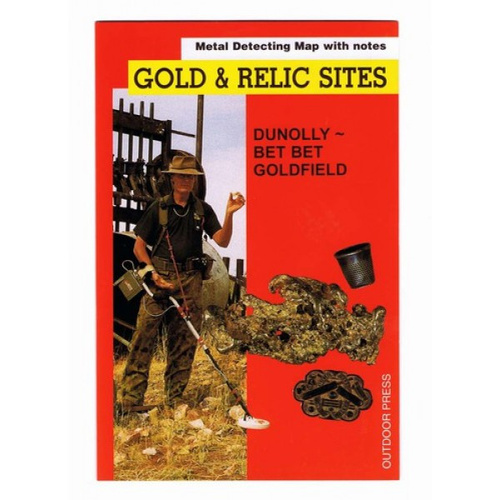 Doug Stone Dunolly - Bet Bet Goldfields Map