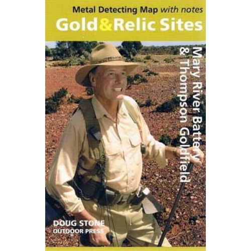 Doug Stone Mary River Battery Goldfields Map
