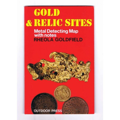 Doug Stone Rheola Goldfields Map