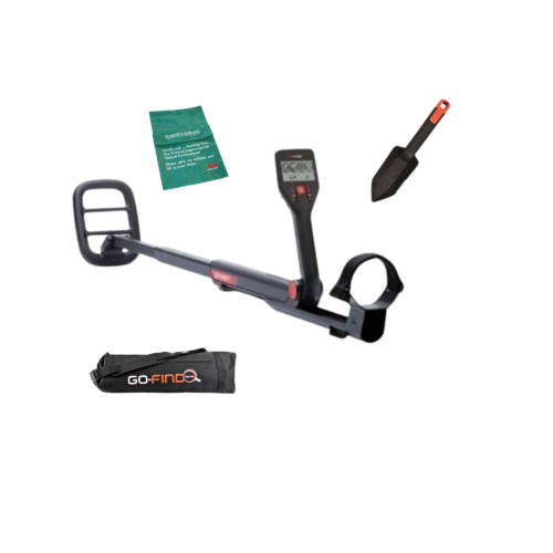 GO-FIND 22 Metal Detector Bonus Bundle